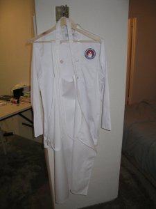 ~Pressed Uniform & Apron~