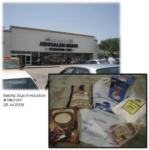 ~A halal supermarket~